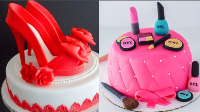 Birthday Cakes For Ladies Top 20 Amazing Birthday Cake Women Ideas Cake Style 2017 Oddly
