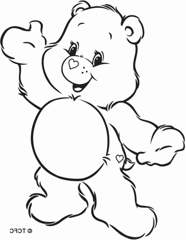 Care Bears Coloring Book: Coloring Book for Kids and Adults ... | 823x640
