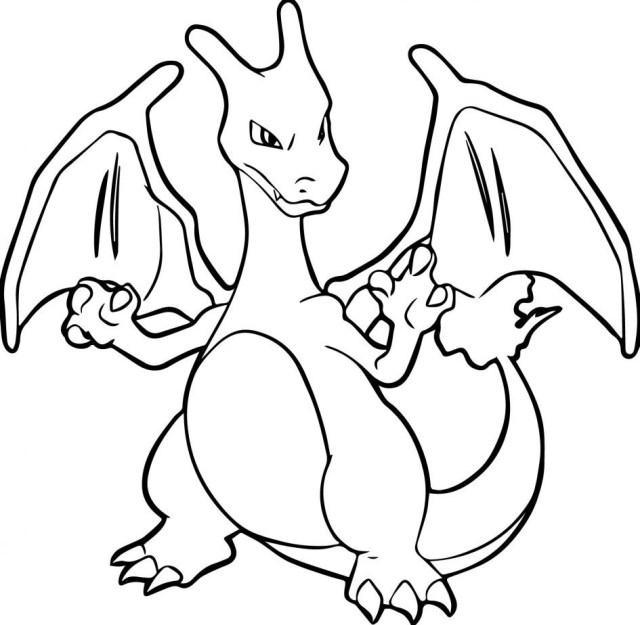 Charizard Coloring Pages Astounding Charizard Coloring Page Colouring To Good 8 15529 In