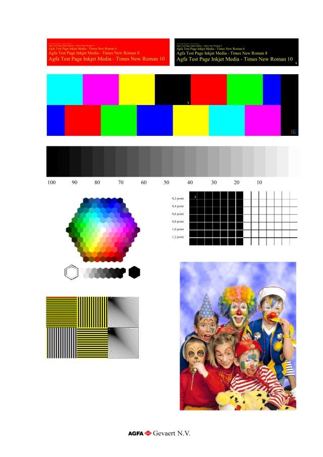 Color Printer Test Page Inkjet Test Page 2 Color Printer Test Page Coloring Pages For Children