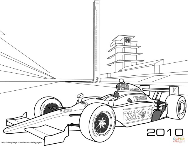Coloring Pages Cars Race Cars Coloring Pages Free Printable Pictures