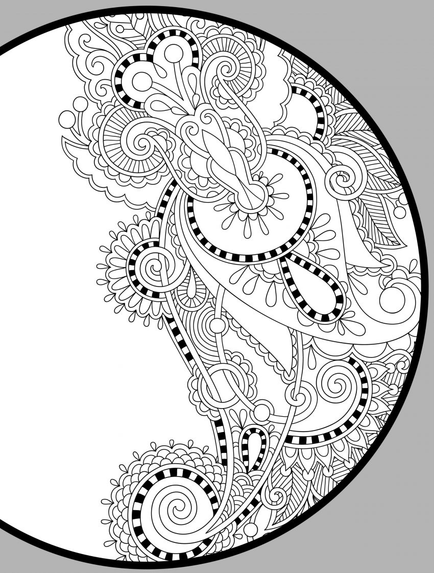 Coloring Pages For Adults Pdf Coloring Book For Adults Pdf
