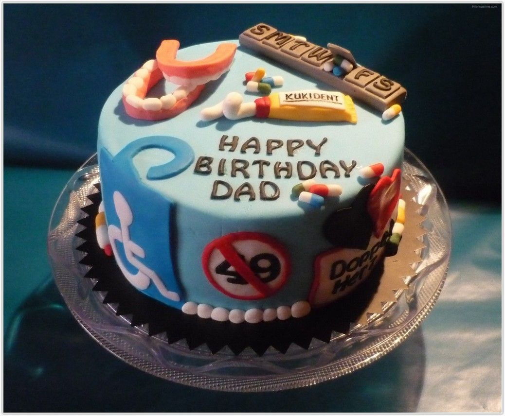 Cool Birthday Cake Ideas Funny For Men Dad Brians 60th