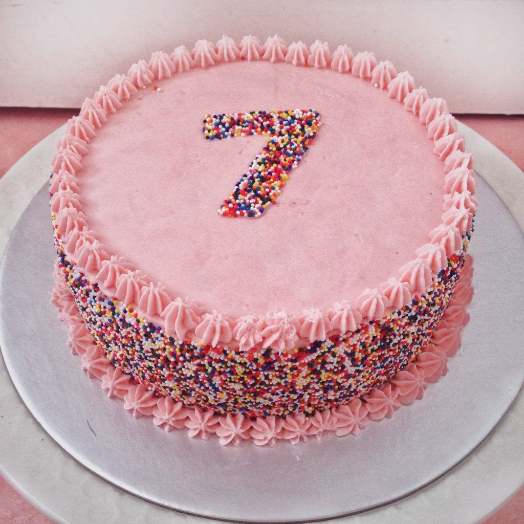Cute Birthday Cakes For Girl Home Design Easy Kids Simple Cake Two Expat