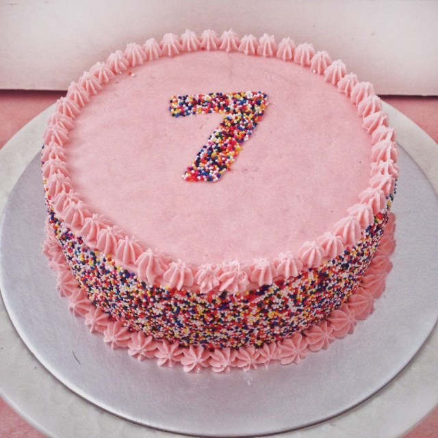 32 Pretty Image Of Cute Birthday Cakes For Girl