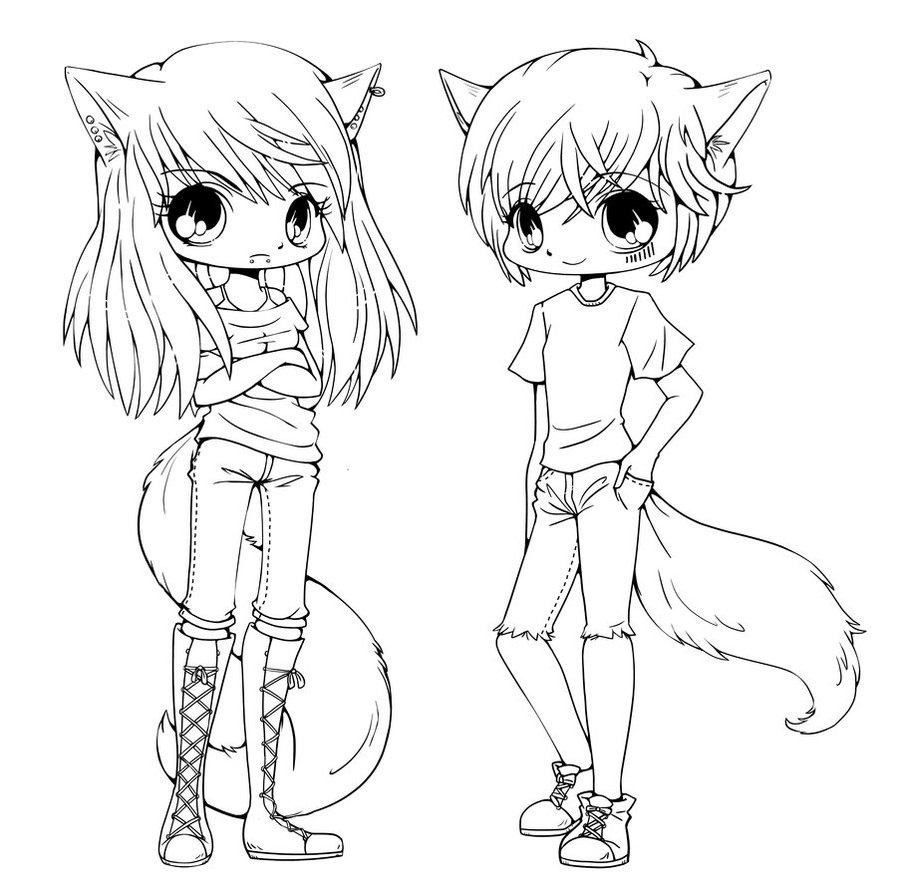 Cute Girl Coloring Pages Kawaii Girls Coloring Pages Brilliant New ...