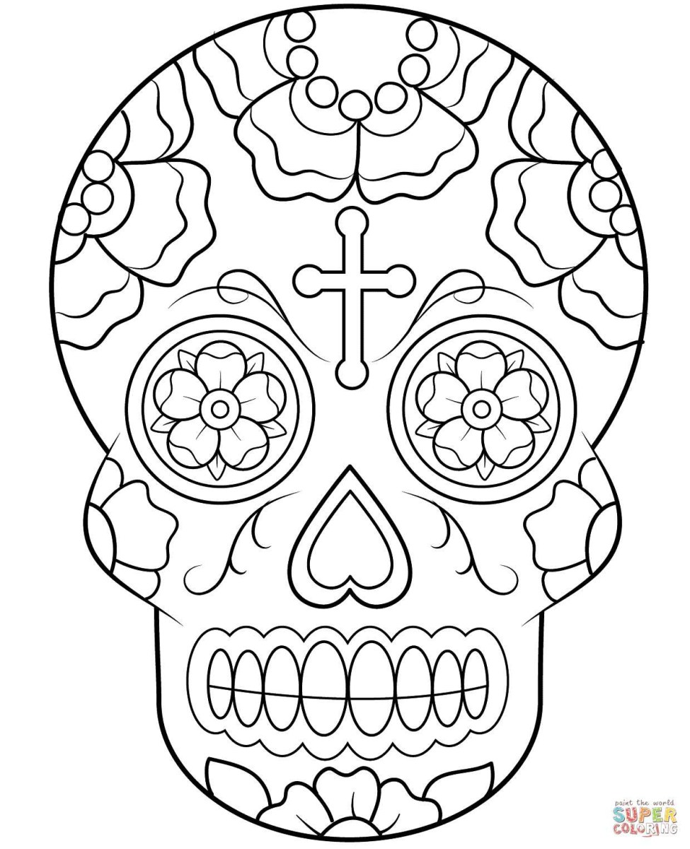 Coloring Pages | 1200x975