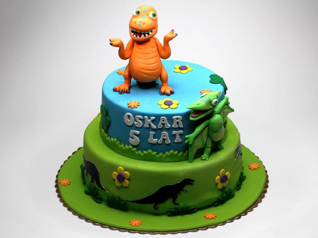 Dinosaur Birthday Cake 3d Dinosaur Birthday Cake Wedding Academy ...