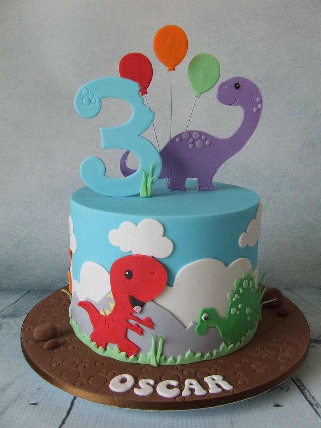Dinosaur Birthday Cake Dinosaur Cake Birthdays 2017 Pinte
