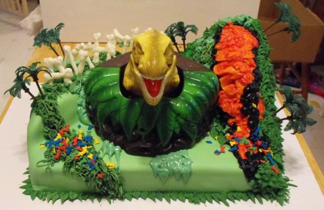 Dinosaur Birthday Cake Dinosaur Cakes Decoration Ideas Little Birthday Cakes