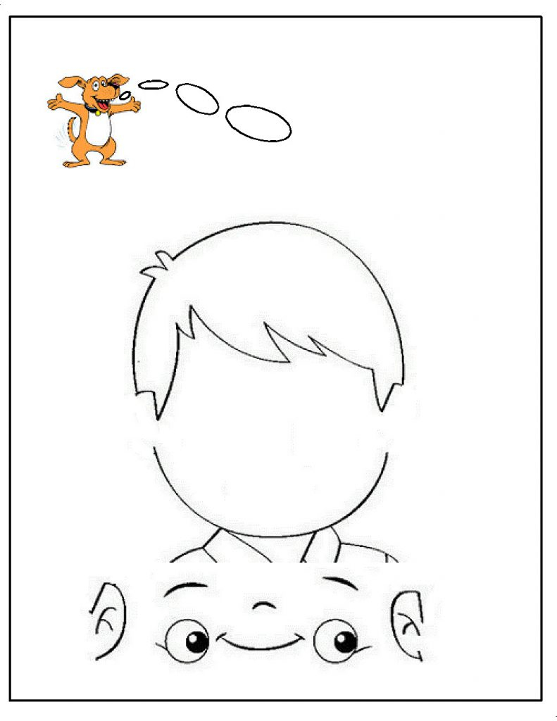 23+ Beautiful Picture of Dltk Coloring Pages | Snowman coloring ... | 1024x791