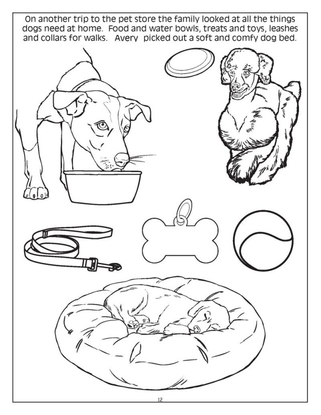Dog And Cat Coloring Pages Coloring Books Personalized Cuddle Up With Dogs And Cats Coloring Book