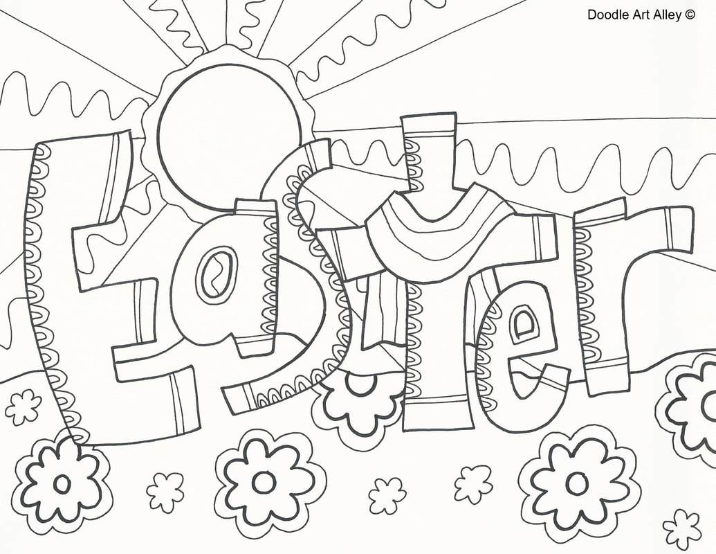 Free Lets Doodle Coloring Pages, Download Free Clip Art, Free Clip ... | 800x1035