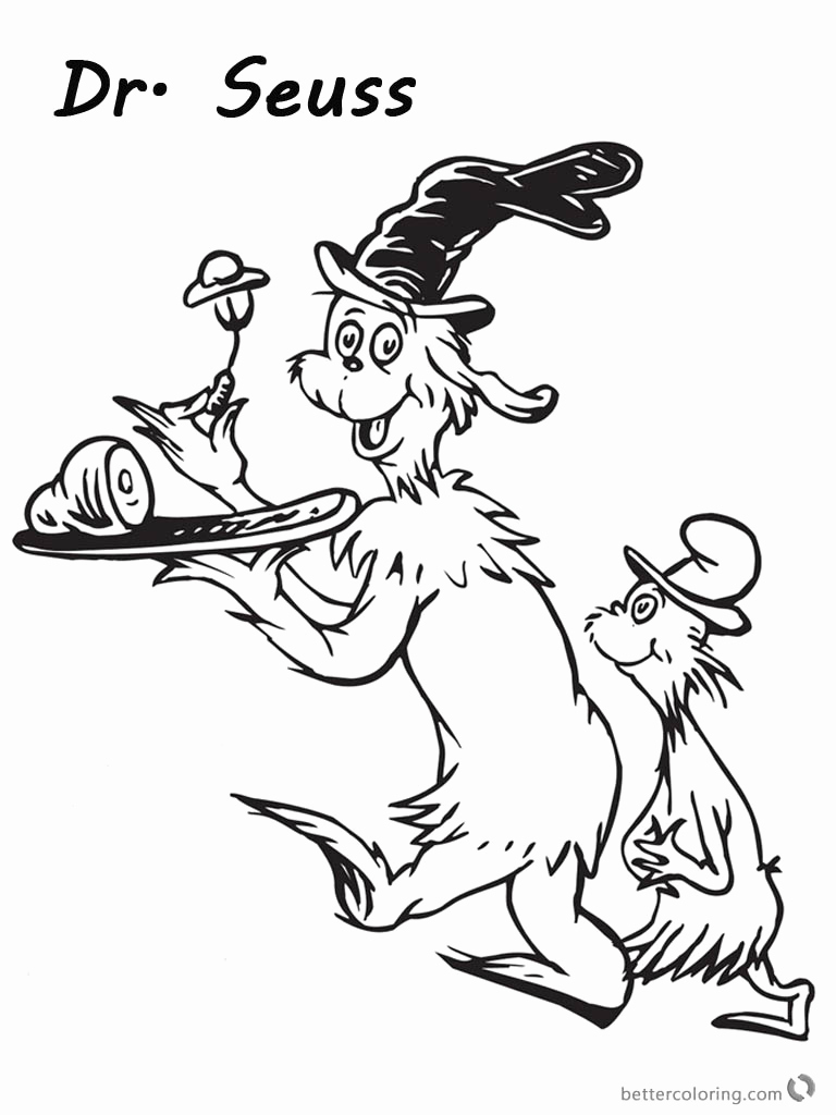 picture relating to Dr Seuss Coloring Pages Printable Free named 25+ Excellent Visualize of Dr Seuss Coloring Web pages Printable