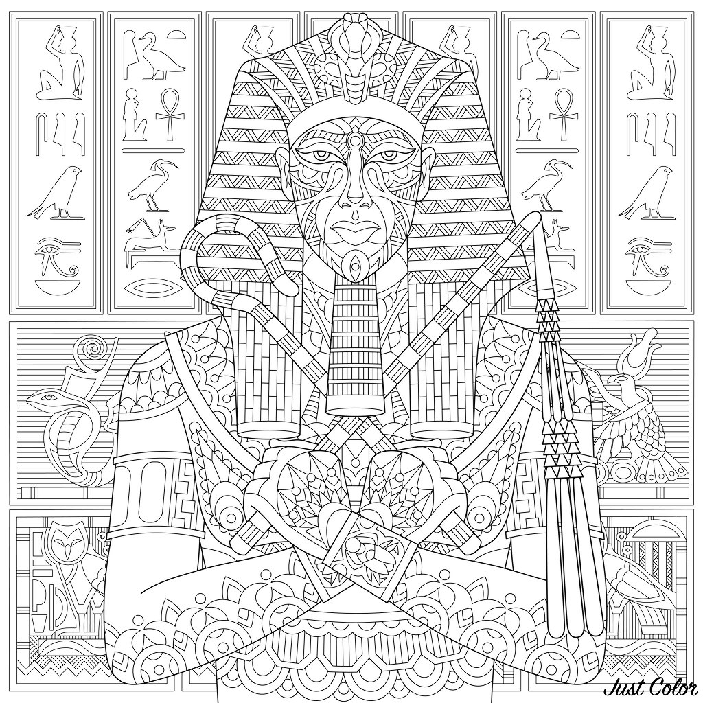 Egyptian Coloring Pages Egypt To Download Egypt Kids Coloring Pages