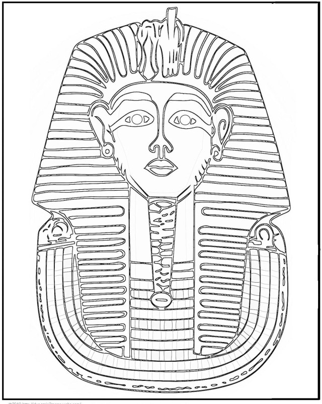 Egyptian Coloring Pages Free Printable Ancient Egypt Coloring Pages For Kids