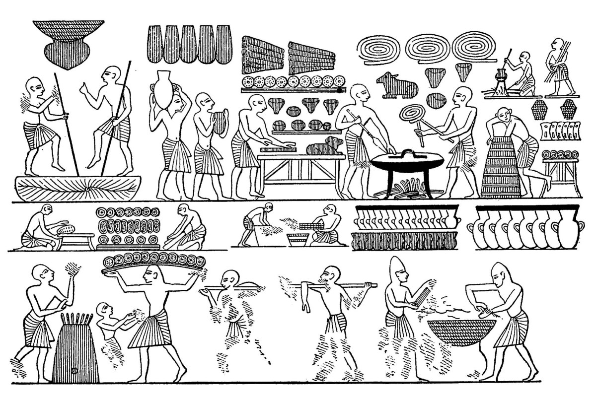 Egyptian Coloring Pages Hieroglyph And Papyrus Colorings Printable Hieroglyphics Egypt