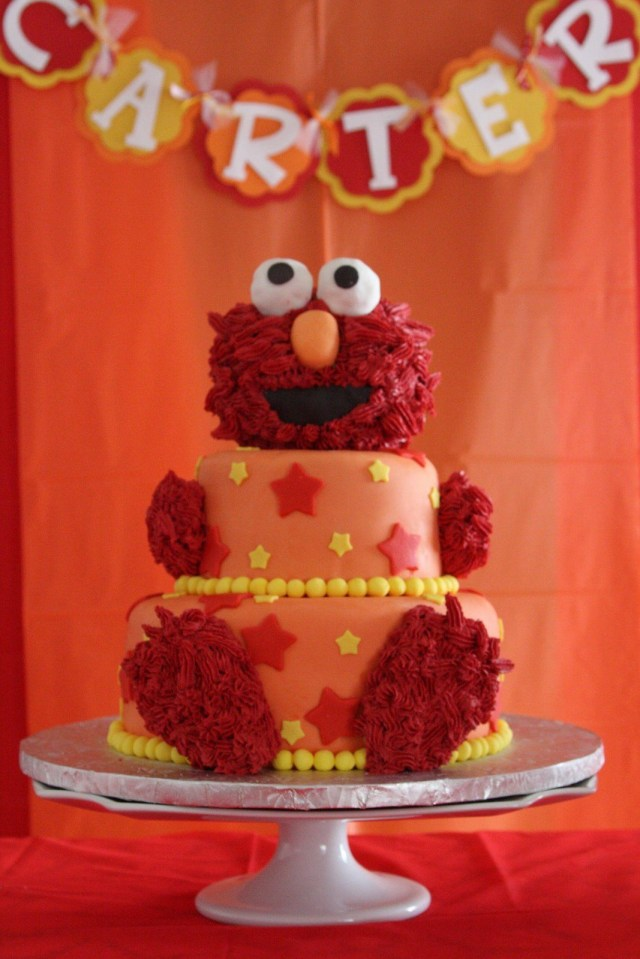 Elmo Birthday Cakes Pin Angela Lanzetta On Birthday Party Ideas In 2018 Pinterest