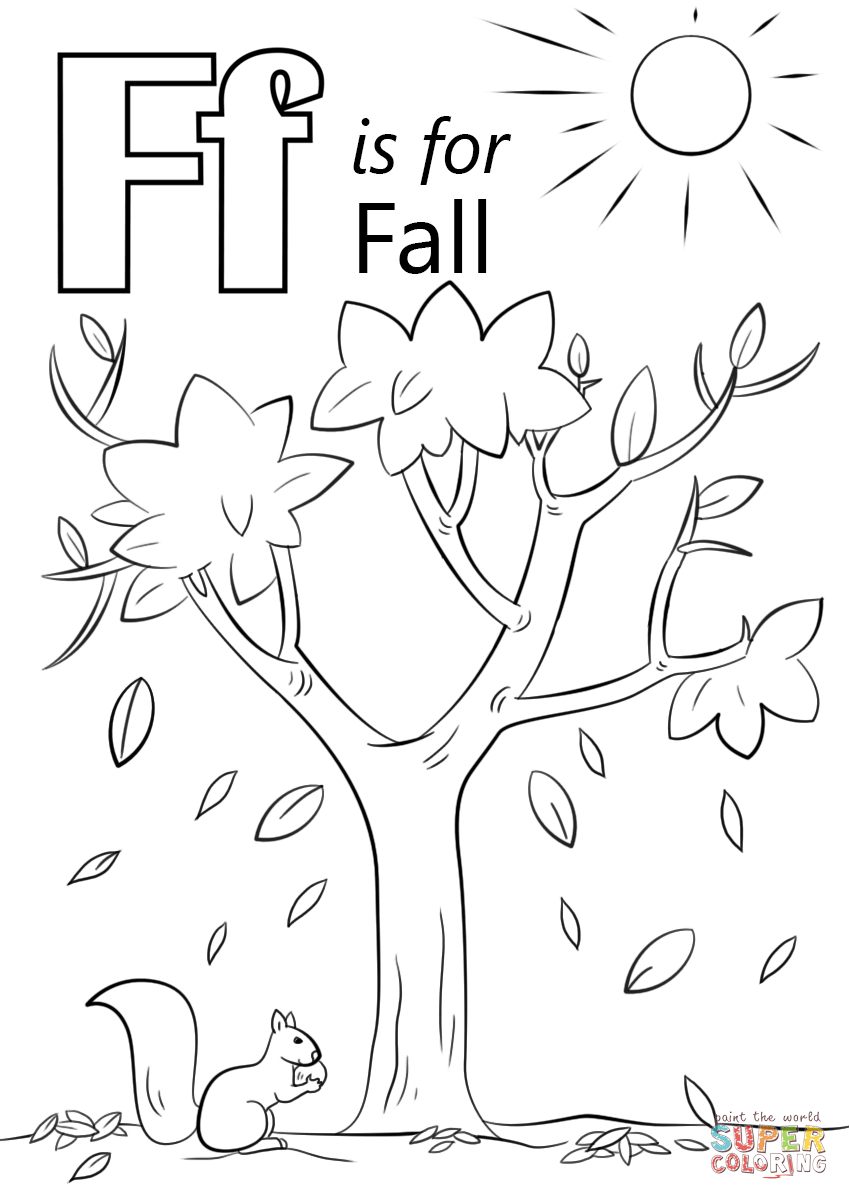 - 25+ Inspired Image Of Fall Coloring Pages For Kids - Birijus.com