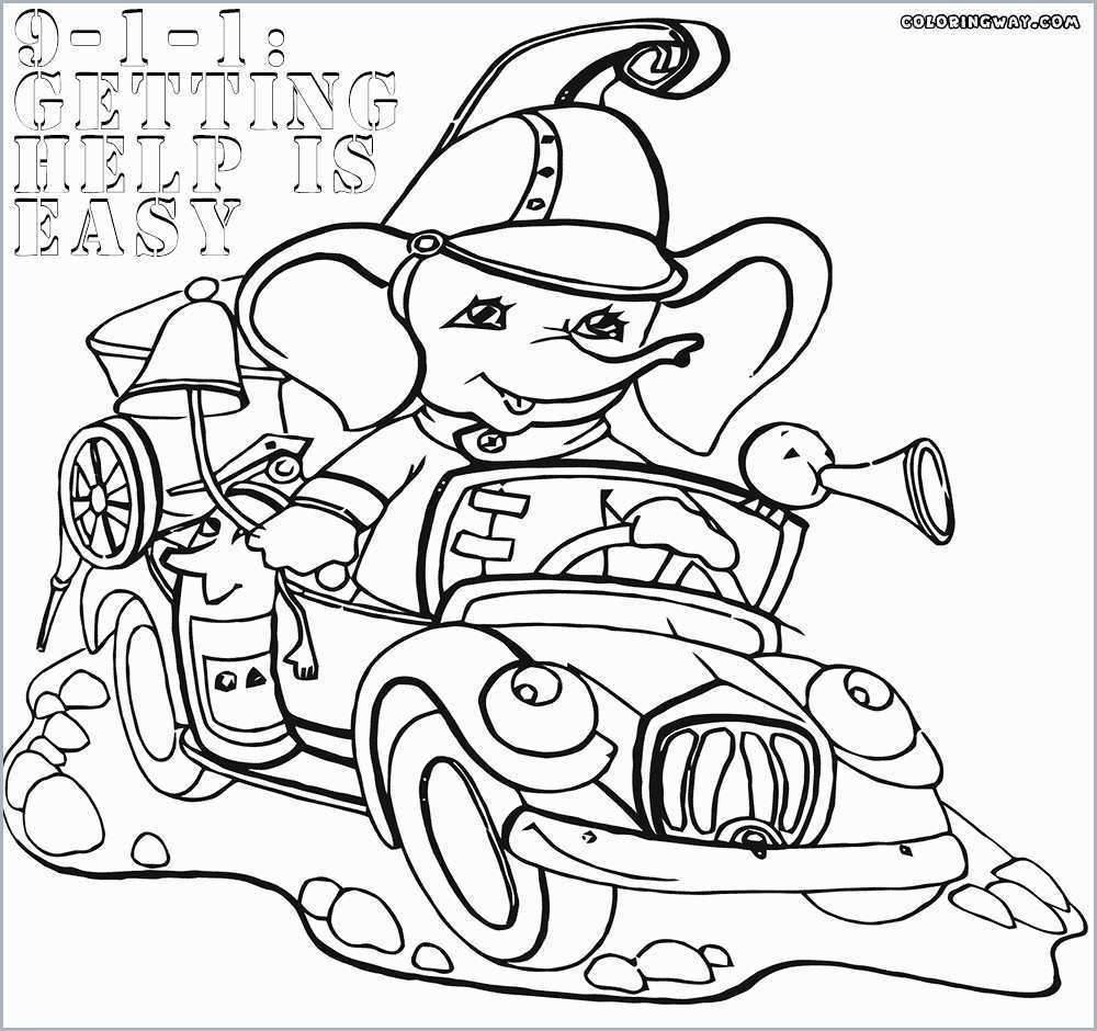 Free Fire Safety Book Coloring Page, Download Free Clip Art, Free ... | 940x1000