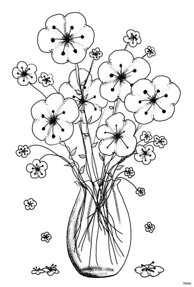 Flower Pot Coloring Page Flower Pots Coloring Pages Collection Sheets Inside Pot Page