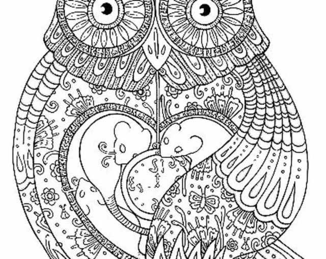 Free Coloring Pages For Adults Easy Coloring Pages Adults Printable Coloring Page For Kids