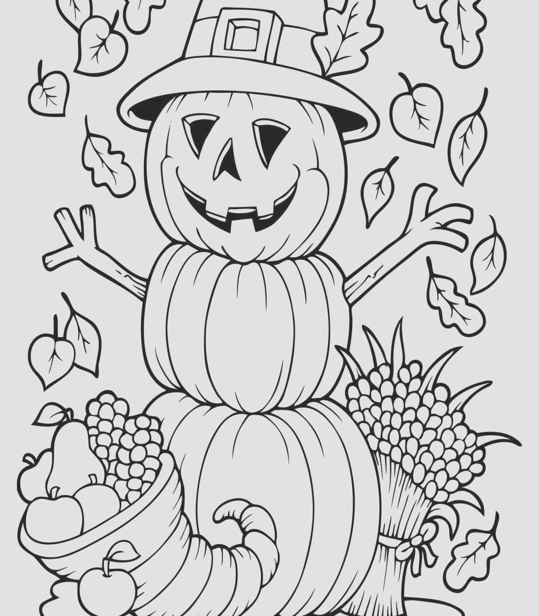 Free Fall Coloring Pages 9 11 Coloring Sheets Free Autumn