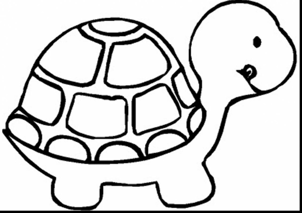 20 Gorgeous Free Printable Adult Coloring Pages | Turtle coloring ... | 848x1200