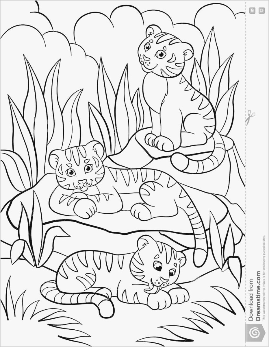 Free Printable Animal Coloring Pages Pages De Coloriages Free Printable Jungle Animal Coloring Pages