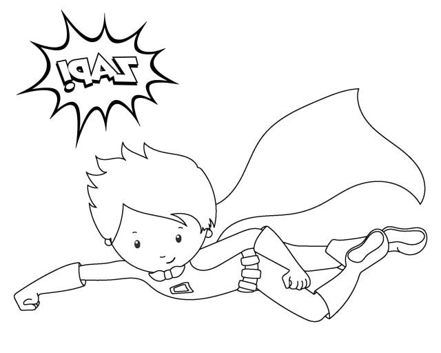 Free Superhero Coloring Pages Free Superhero Coloring Pages Phenomenal Super Hero Vfbintable