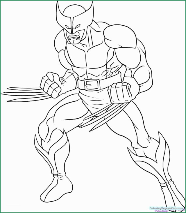 Free Superhero Coloring Pages Marvel Superhero Coloring Pages Fresh Free Marvel Superhero Coloring