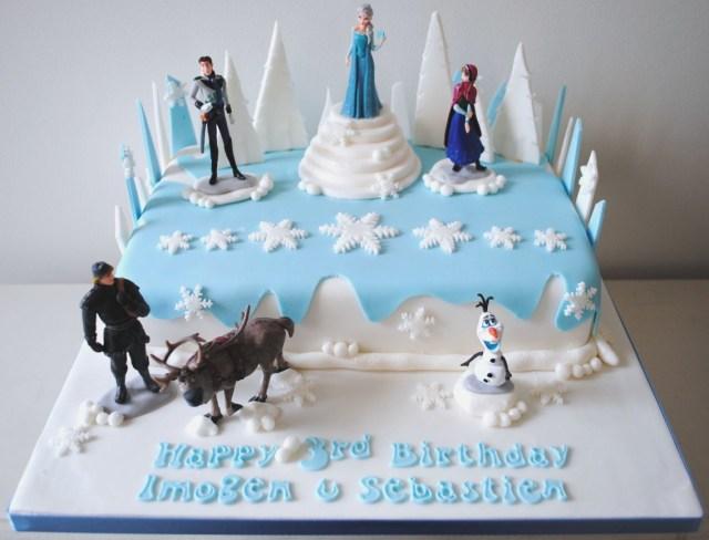 Frozen Birthday Cake Ideas Elsa Frozen Birthday Cake Ideas Amazingbirthdaycakesml