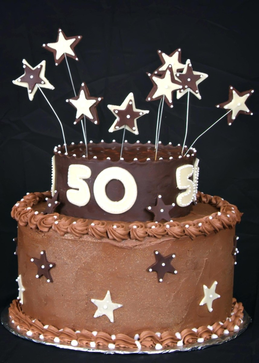 Admirable Funny 50Th Birthday Cakes Fifty Birthday Cake Ideas 50Th Photos Funny Birthday Cards Online Elaedamsfinfo