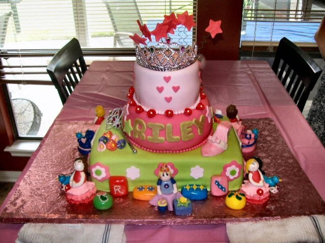 Girls Birthday Cake Ideas Cakes For Age 13 Protoblogr Design Beautiful