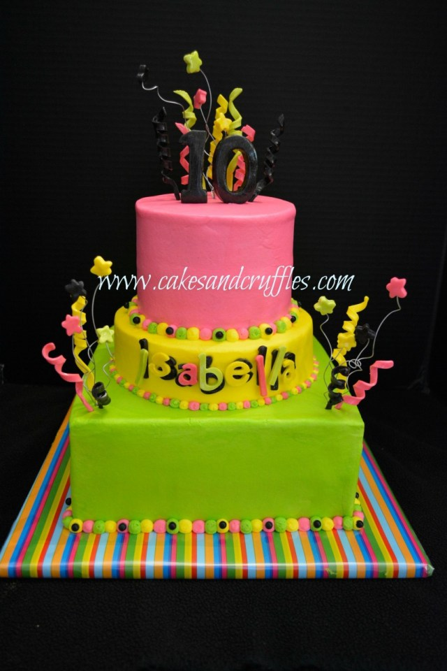 Glow In The Dark Birthday Cake Glow Party Birthday Cake Fresh Fresh Glow In The Dark Birthday Cake