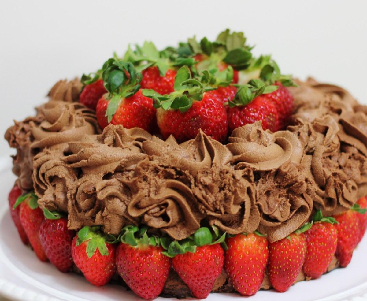Phenomenal Gluten Free Birthday Cake The Ultimate Chocolate Birthday Cake Personalised Birthday Cards Paralily Jamesorg