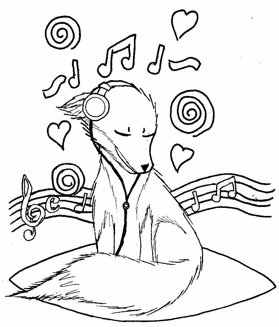 Coloring page Musical Instruments Musical Instruments | Tinkerbell ... | 1057x900