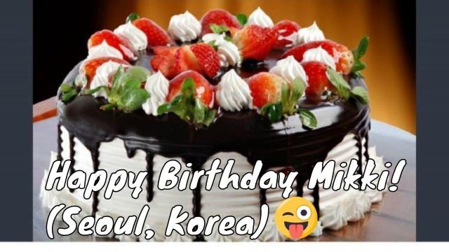 Happy Birthday Cake Pics Happy Birthday Cake Picture Youtube