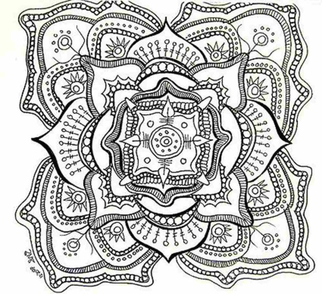 Hard Coloring Pages Hard Coloring Pages For Kids At Getdrawings Free For Personal
