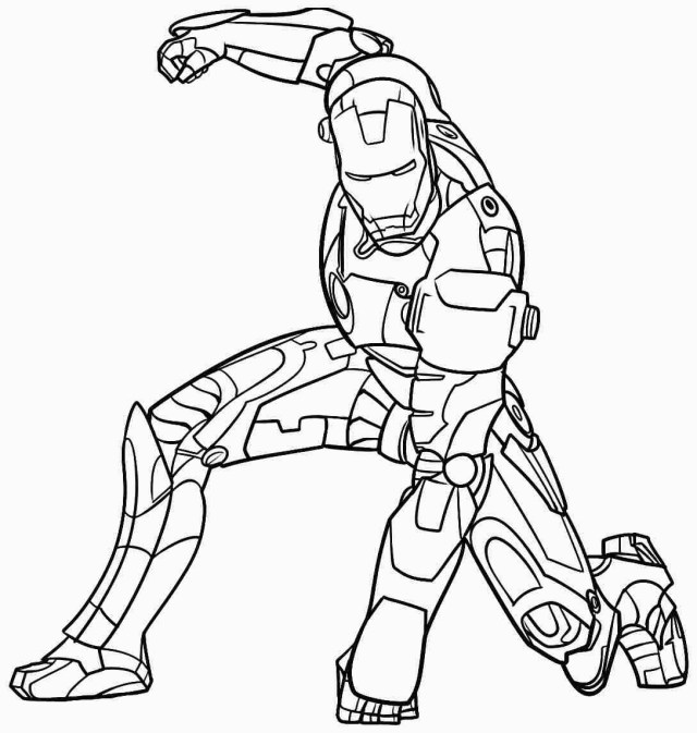 Ironman Coloring Pages Iron Man Coloring Pages Printable Coloring Pages
