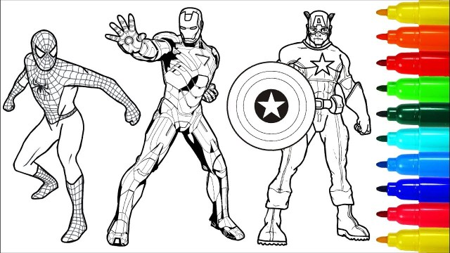 Ironman Coloring Pages Ironman Coloring Pages Parumi