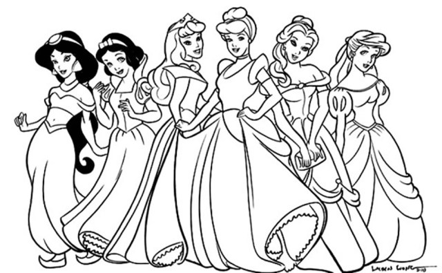 Kids Printable Coloring Pages Disney Printable Coloring Pages Wpvote