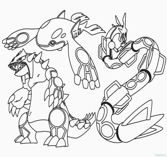 Legendary Pokemon Coloring Pages Legendary Pokemon Coloring Pages Coloring Pages Template