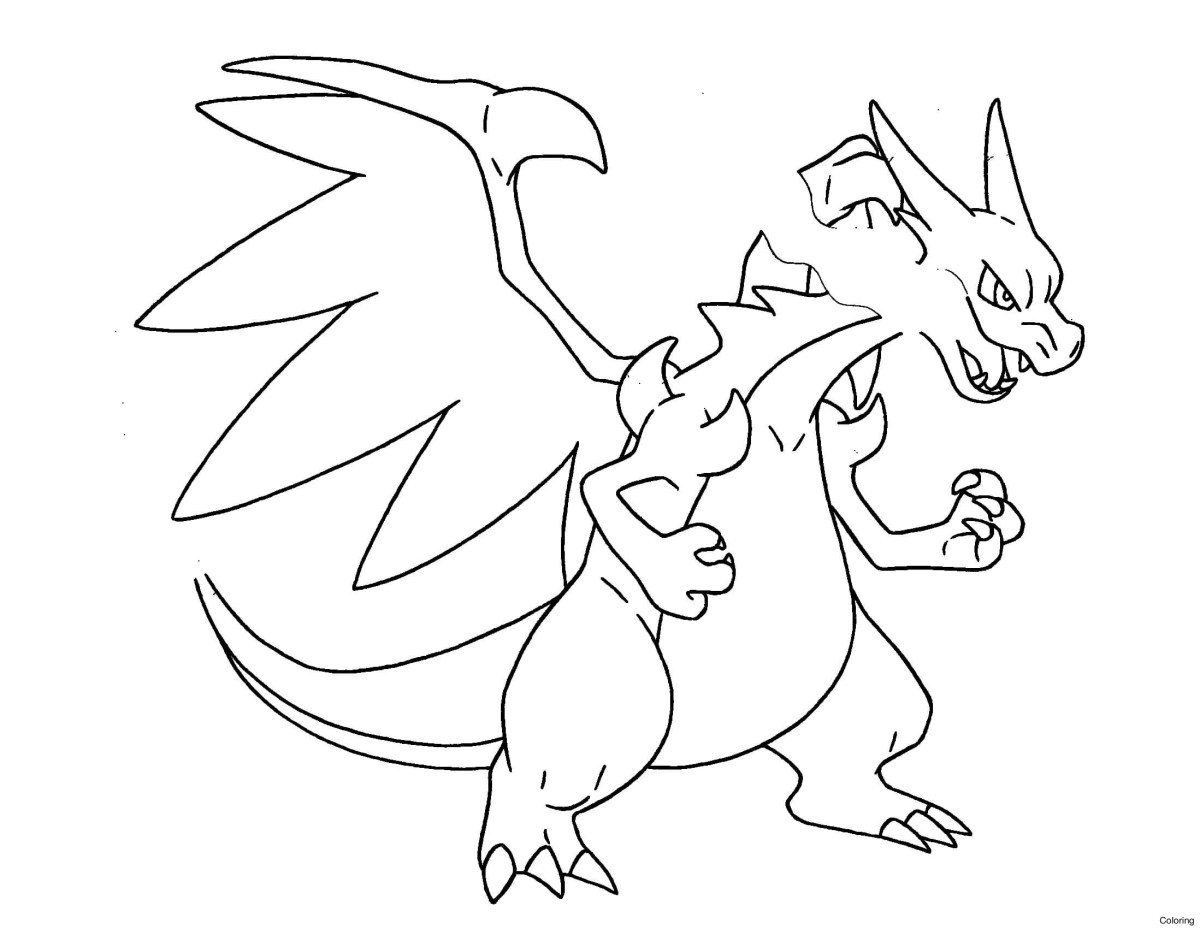 Legendary Pokemon Coloring Pages Legendary Pokemon Coloring ...