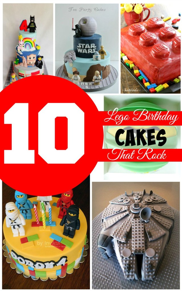 Lego Birthday Cake Ideas 10 Lego Birthday Cakes That Will Blow Your Mind
