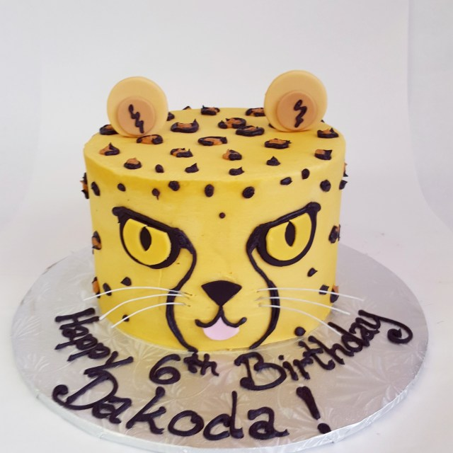 Leopard Birthday Cake Our Cheetah Cake Is Quickly Becoming One Of Our Favourites Kayla