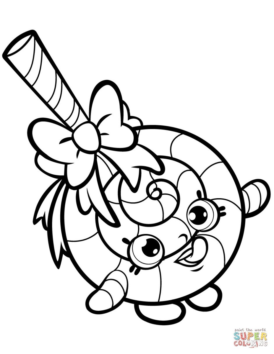 Lips Coloring Page Inspirational Shopkins Lippy Lips