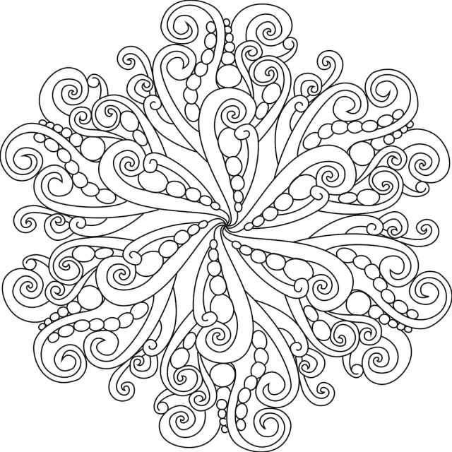 Mandala Coloring Pages Coloring Page Coloring Page Mandala Pages Just For You Naga Of The