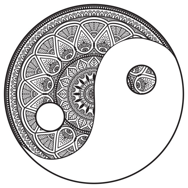 Mandala Coloring Pages Coloring Pages Mandala Lezincnyc