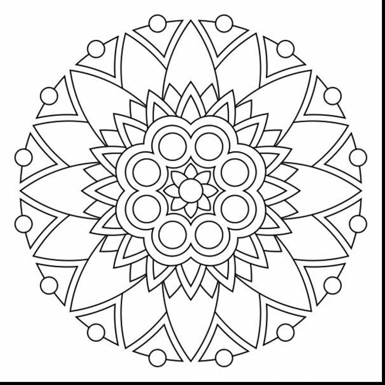- 23+ Best Picture Of Mandala Coloring Pages Printable - Birijus.com